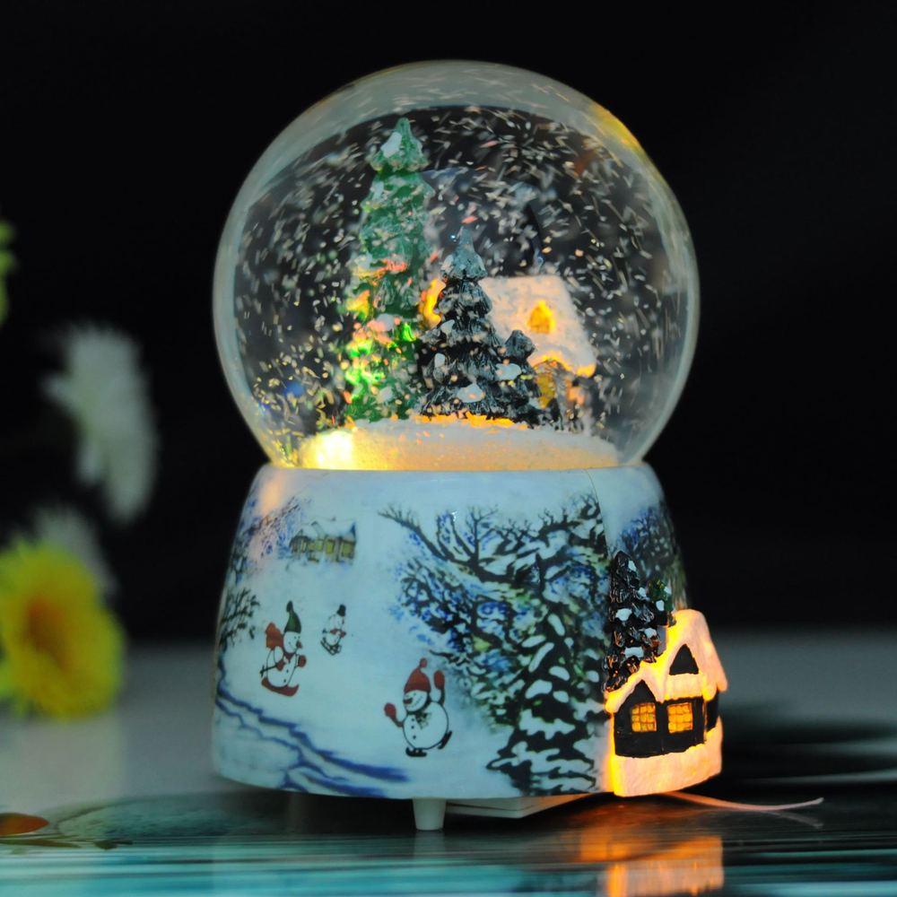 Image result for christmas crystal ball