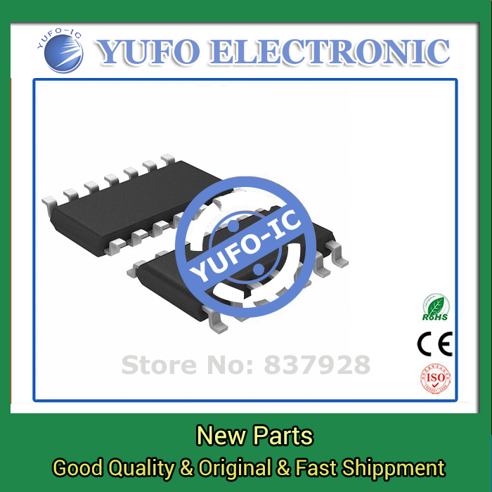 Free Shipping 10PCS TL3474AID genuine authentic [IC OPAMP GP 4MHZ 14SOIC]  (YF1115D)