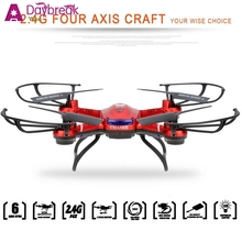 Fashion 2.4GHz 4 Channels 6 Axis Gyro Headless Universe Explorer F181 RC Quadcopter Quad Copter 4 Canals