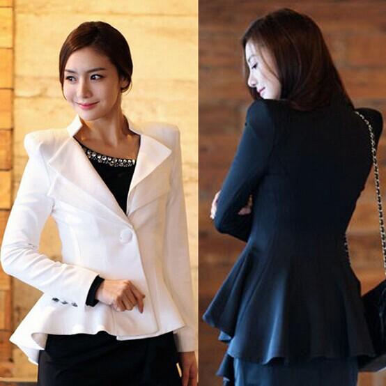 Black Tuxedo Suit Coat
