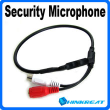 security camera microphone price
