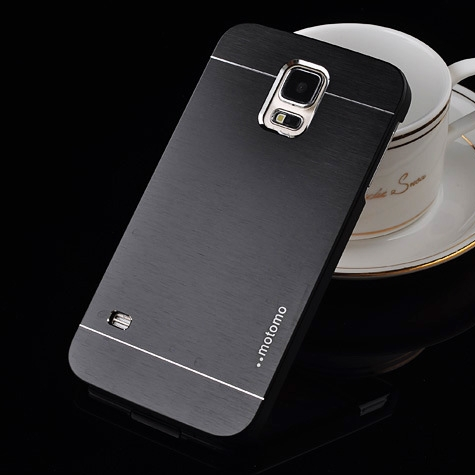 Luxury Mobile Phone Cases For Samsung Galaxy S5 Case i9600 SV Metal Aluminium Covers Accessories Capa RB0569(China (Mainland))