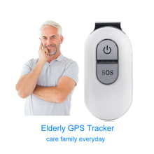 White LK106 Mini GPS Tracker With SOS Alarm and Monitoring function GSM GPRS Locator For Child Personal Elerly (China (Mainland))