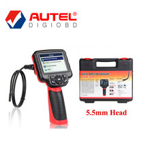 Wholesale price Autel Maxivideo MV400 Digital Videoscope with 5.5mm diameter imager head inspection camera MV 400(China (Mainland))