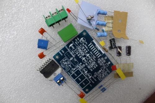 Hifi-store NEW Mono TDA7294 Audio Power Amplifier Kit (one channle kit)(China (Mainland))
