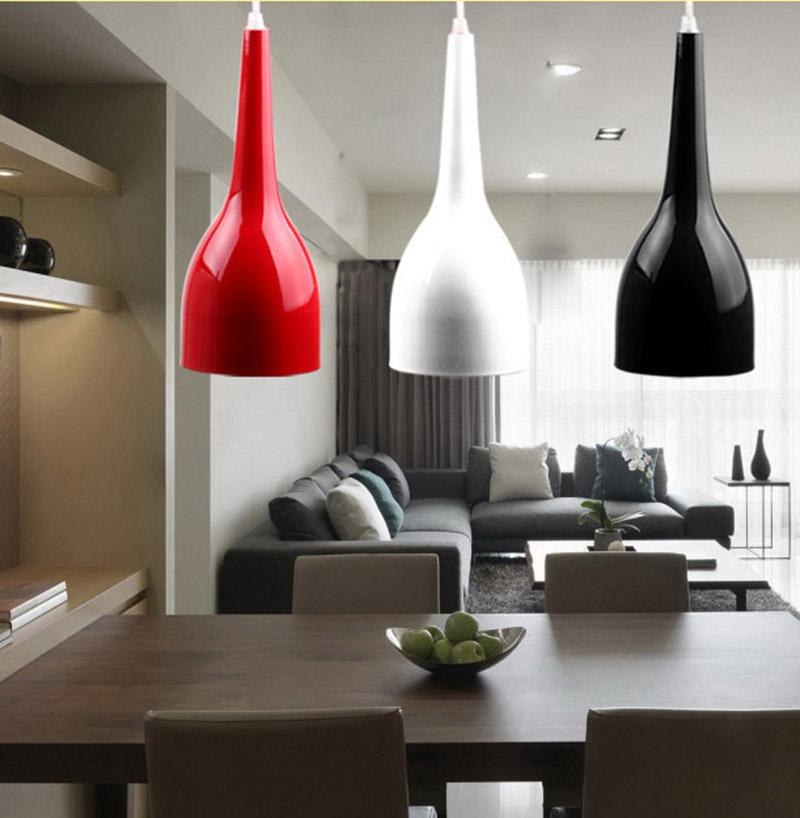 Dining room pendant light fixture