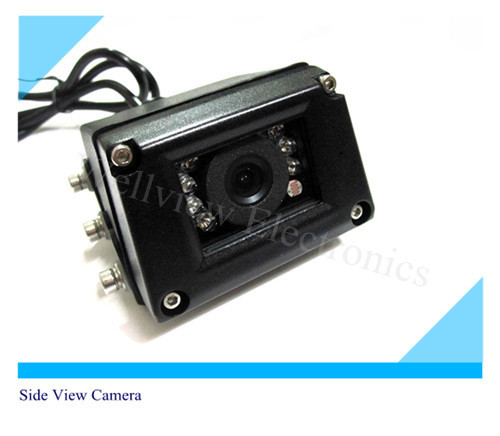 IP69K Night Vision Waterproof Bus Side View Camera