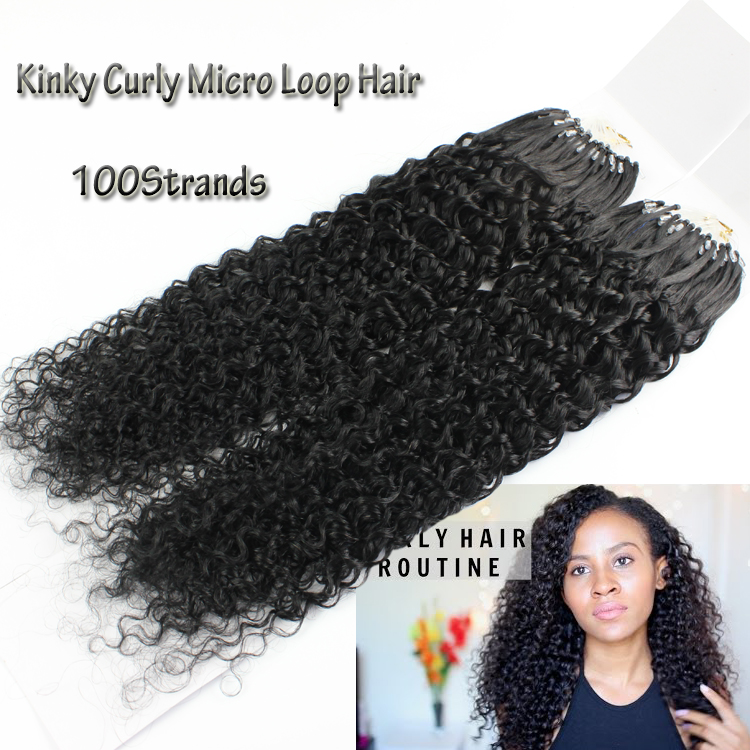 Brazilian curly micro ring hair extensions tape on and off brazilian curly micro ring hair extensions 101 pmusecretfo Image collections