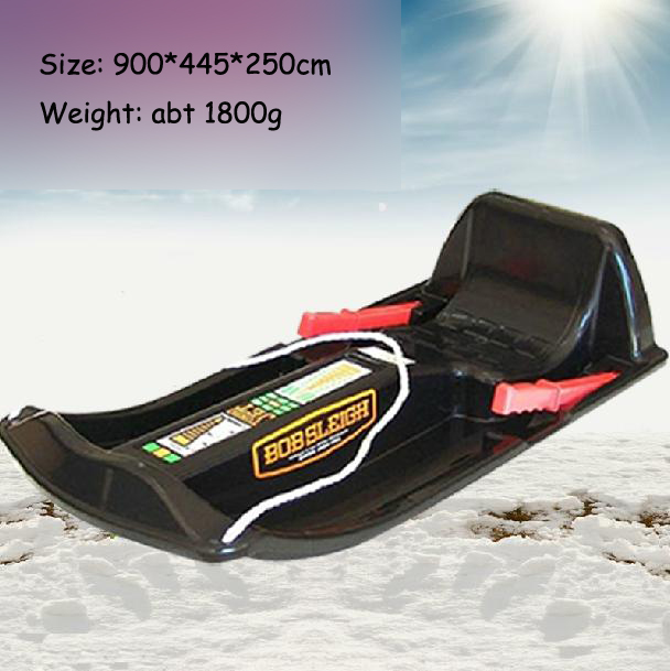SP0012 The new long thickening adult children skis with brakes Skiing board / Huasha board / sleigh / free shipping