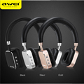 Awei A900BL Sport Wireless Headphones Bluetooth Earphones Stereo headband Headset Voice control Noise cancelling with Microphone
