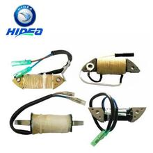Free shipping outboard motor parts for Hidea 2.5/3.5/4/ 5/6/12 /48 /15/18/15/60 charging coil of the motor Original accessories(China (Mainland))