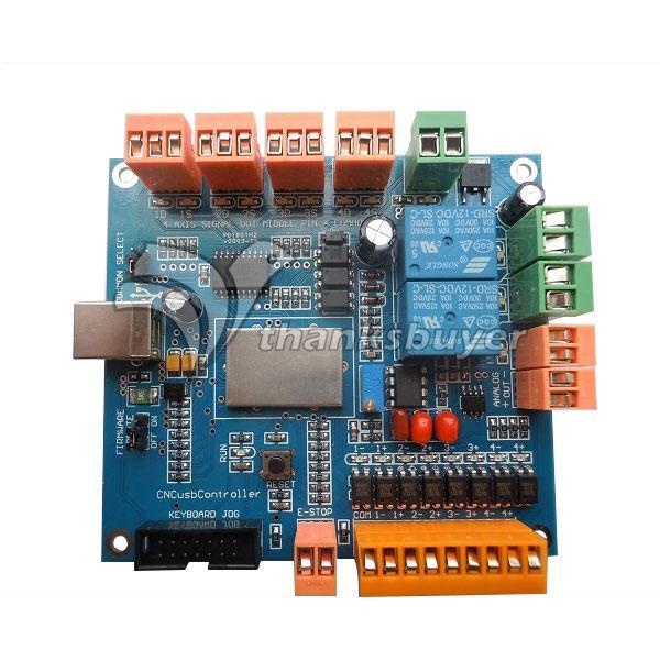 CNC USB 3/4 Axis MK1 CNCUSB Controller Driver Board for CNC Engraving Machine<br><br>Aliexpress