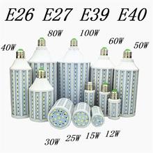 Buy LED Bulb Lamp E27 E26 E39 E40 5730 Corn Spot Light 12W 15W 25W 30W 40W 50W 60W 80W 100W Lampada 110V 220V Cold Warm White Lights Technology Co., Ltd.) for $3.22 in AliExpress store