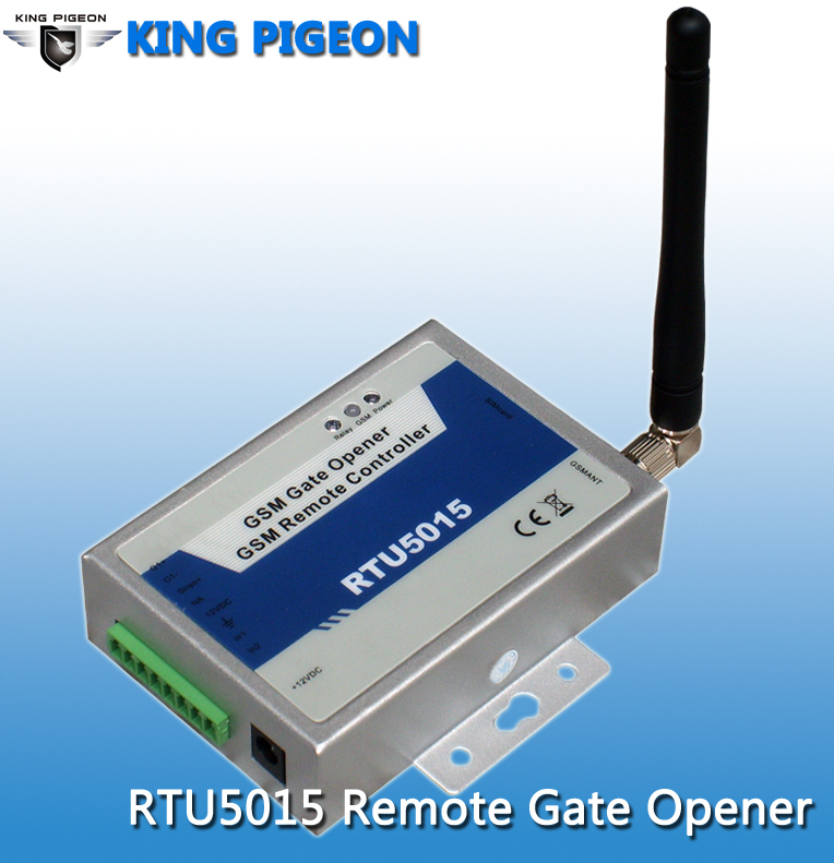 Гаджет  Free shipping RTU5015 GSM Wireless Remote opener and controller for door None Безопасность и защита