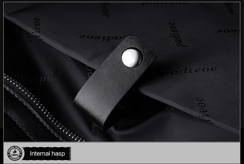 Camouflage handbag casual men Crossbody Bag Padieoe Casual Style Male Totes Business Men Nylon Briefcase Top Quality Laptop bag