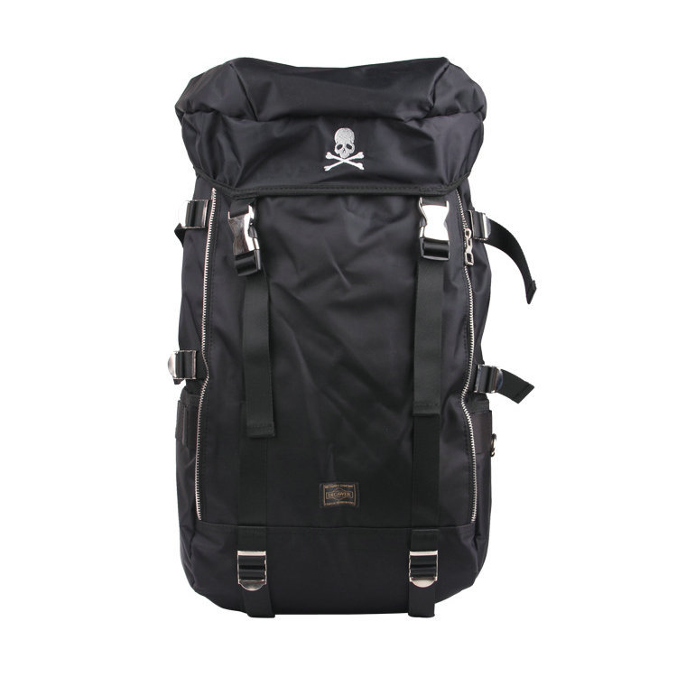 Skull pattern Men's backpacks Large capacity travel bags Outdoor Sport bag Casual-bag LXY004 - EASYGOES CHINA store