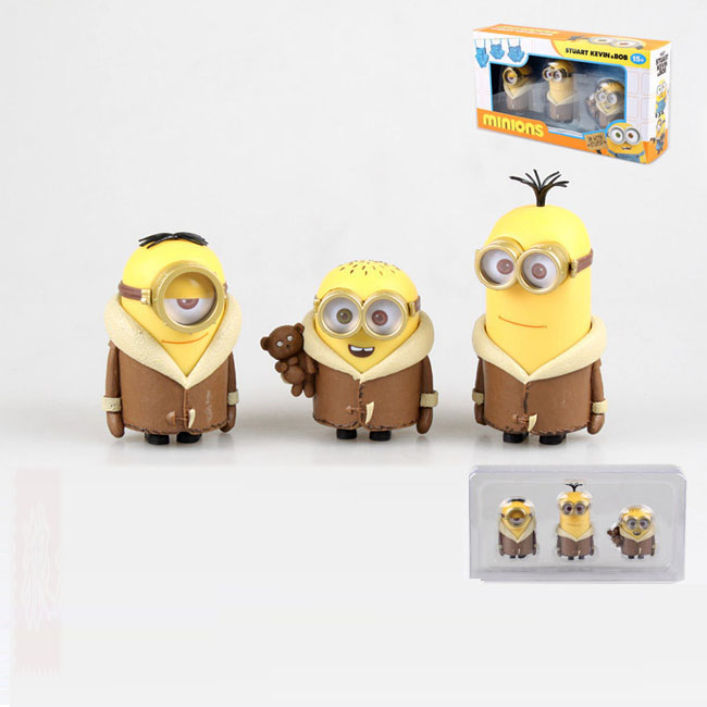 Aliexpress.com : Buy New 2015 Anime Despicable me pvc ...