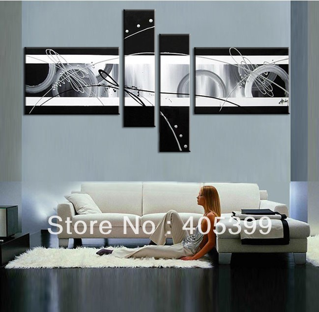 Free shipping !!! Hot Seller ,Huge Gallery Quality Modern Oil Painting On Canvas ,Wall Art G171(China (Mainland))