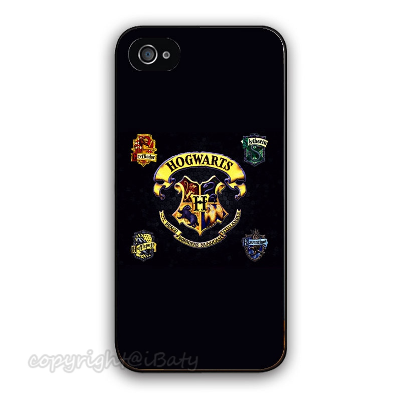 Custom Designs For Apple iPhone 6 Harry Potter Case Charm Hard Plastic Mobile Phone Black/White Cover For iPhone6 4.7″