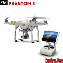 DJI Phantom 3  Advanced / Professional Drone with 2.7K / 4K Full HD camera build in GPS system, FPV  live HD view(China (Mainland))