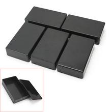 5 Pcs DIY 100x60x25mm Plastic Electronic Project Box Enclosure Instrument Case Top Sale(China (Mainland))