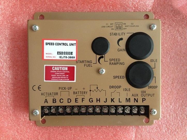 Здесь можно купить  Generator Speed control unit ESD5221E+fast cheap shipping by FedEx/DHL  Электротехническое оборудование и материалы