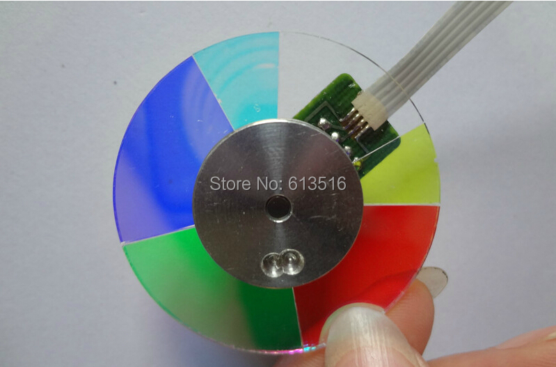 Free Shipping ! NEW original  Optoma HD20 Projector Color Wheel   1PCS<br><br>Aliexpress