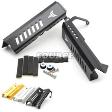 Buy Motorcycle CNC Radiator Grille Radiator Side Guard Cover Protector YAMAHA MT-09 FJ09 FZ09 mt09 mt 09 2014 2015 2016 for $44.64 in AliExpress store