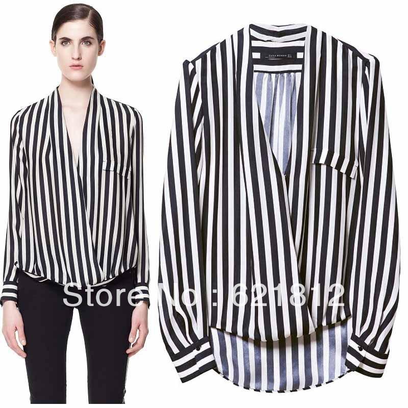 Retro 70 S Silk Blouses 22