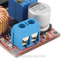 1pcs 5A DC to DC CC CV Lithium Battery Step down Charging Board Led Power Converter
