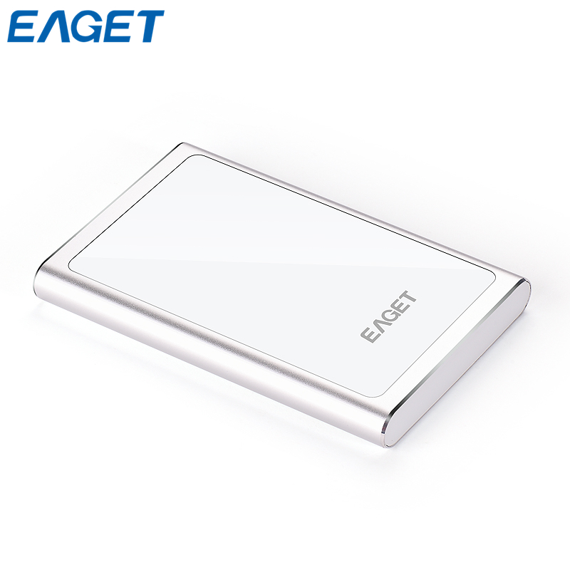 Original Eaget G90 2.5 inch Ultra-thin USB 3.0 Portable High Speed External Hard Drive 500GB Shockproof Mobile HDD(China (Mainland))