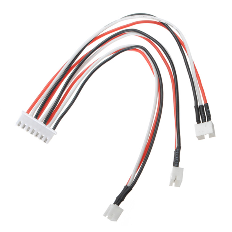 Blade Mcpx And V911 RC Helicopter Parts Charging Cable 1 to 3 BOHCC13 RC Helicopter Accessories Spare Parts(China (Mainland))