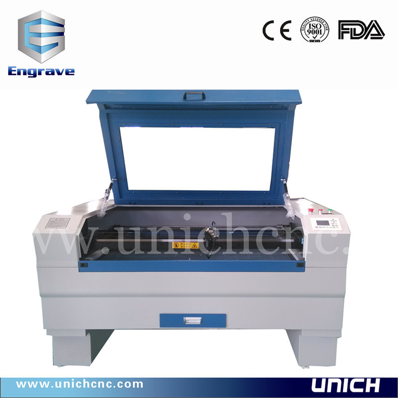 New designed cloth&PVC&acrylic Co2 laser cutting machine/metal laser cutter/low cost plastic laser cutting machine(China (Mainland))