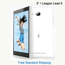 5.0″ IPS Screen Smartphone Android 4.4 MTK6582 Quad Core GPS 8GB LEAGOO Lead 5