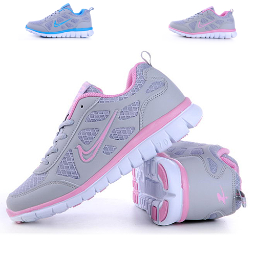 Free shipping Free Run 2 Bareboot Running Shoes,Flexiable Athletic Shoes WoMen, Walking Shoes table tennis shoes Color Blue Pink(China (Mainland))