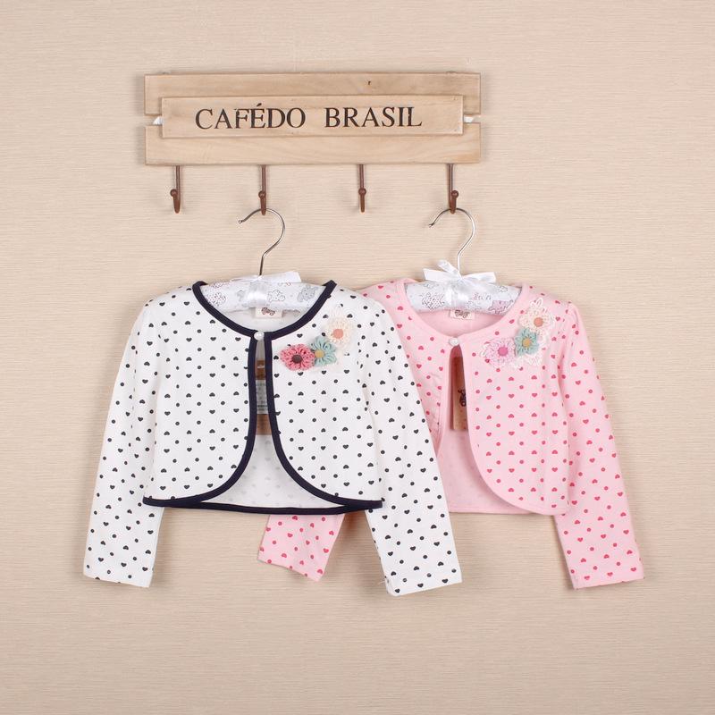 fashion girls cardigans children sweater korean style baby & kids cardigan long-sleeve knitted outwear CC-016 - Baby Kids Children Paradise store