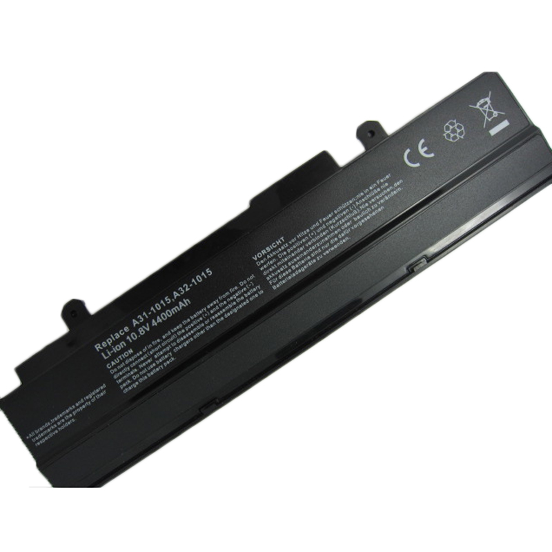 [Special Price] New 6 cells Laptop battery For Asus Eee PC 1015 1016 Series,Replace: A31-1015 A32-1015 battery,laptop batteria(China (Mainland))