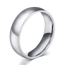ORSA High Quality Titanium Steel Rings for Men&Women Simple Design Fashion Jewelry Wholesale Price OTR36(China (Mainland))
