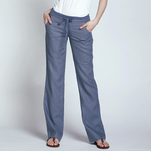 cotton linen pants women - Pi Pants