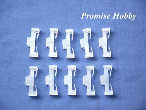 servo extension safety cable wire lead lock - 10pcs