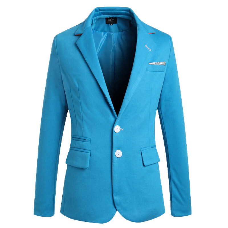 2015 New Arrival High quality slim fit suits fashion mens jacket double buttons Blazers hot selling blaser terno masculino 80RОдежда и ак�е��уары<br><br><br>Aliexpress