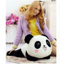 New 2016 Kids Baby Toy 35cm Panda Doll kawaii Fuzz Anime Plush animal toys pokemon exported to Europe kids toys L337(China (Mainland))