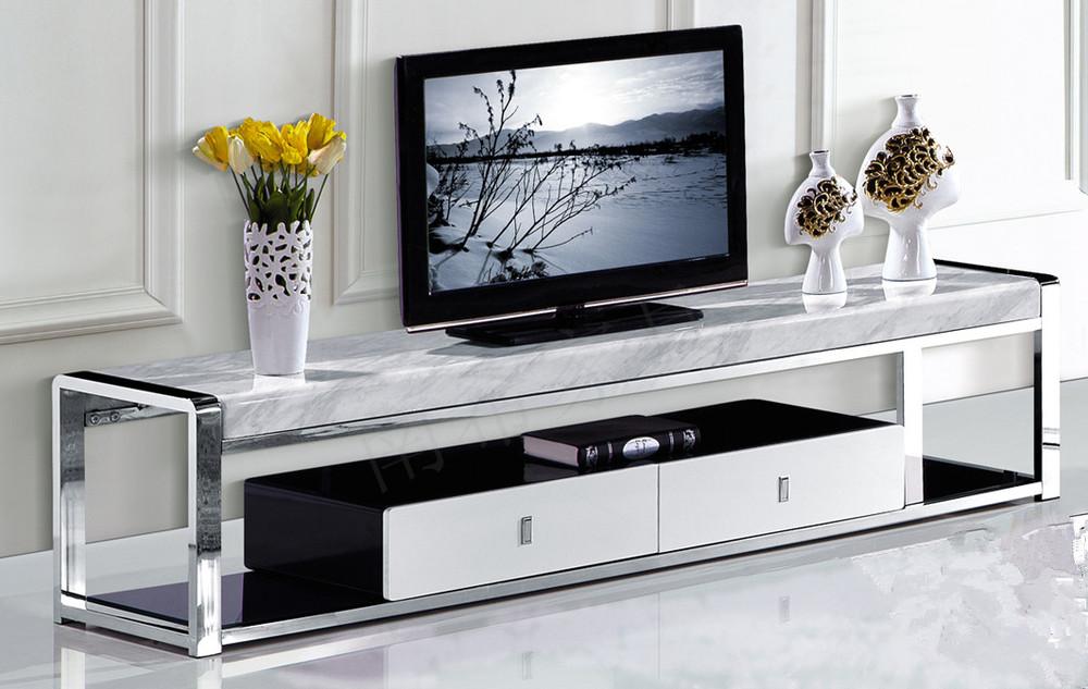 stainless steel high end fashion tv cabinet tv cabinet. Black Bedroom Furniture Sets. Home Design Ideas