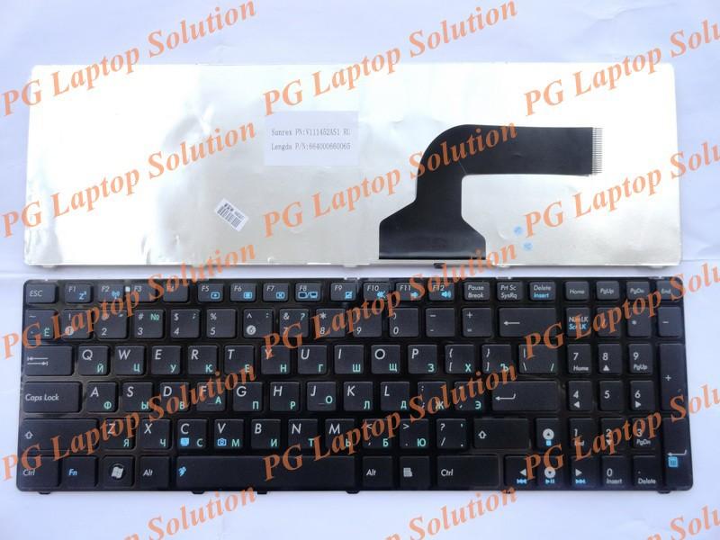 Brand NEW For ASUS K53 K53E RU Russian Keyboard<br><br>Aliexpress