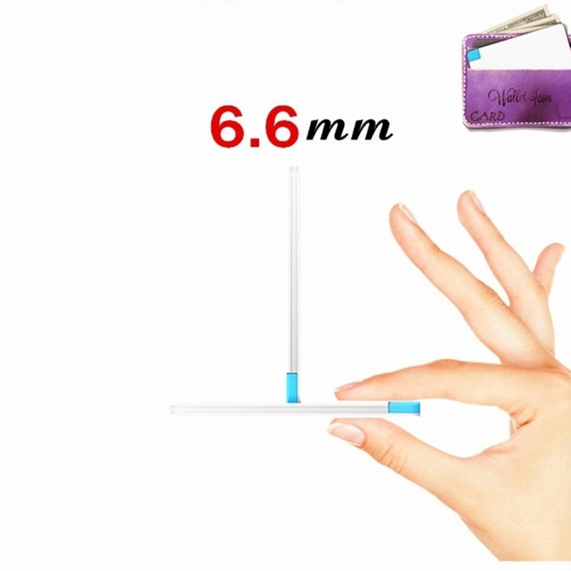 New Style Free Shipping Mobile Mini Card Size 1500mAH Backup&Portable External Charger Powerbank For All Mobile Phone(China (Mainland))