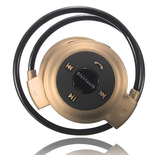 Wireless Headphone New Mini 503 Neckback Sport Bluetooth