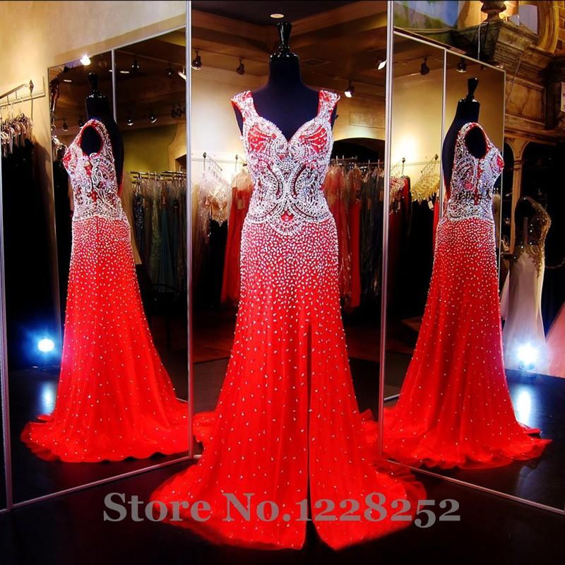sparkly red mermaid prom dresses wwwimgarcadecom