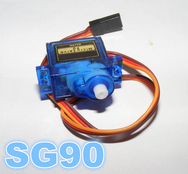 4pcs/lot SG90 Digital Micro Servos 9g for RC Plane Boat Car Gears RC Toy helicopter Parts(China (Mainland))