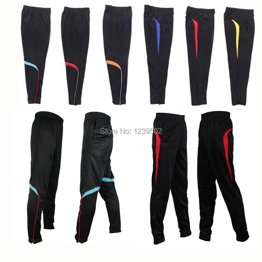 Clubs Fit soccer training pants real madrid pants Inter Soccer Pants Argentina Football Leg Elastic Training Sports Brazil pants(China (Mainland))