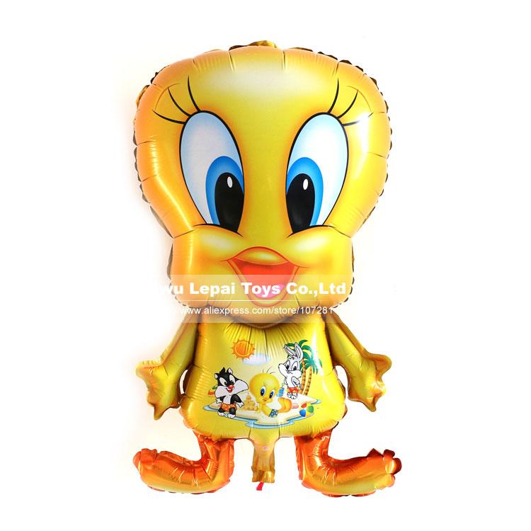 Baby tweety bird face - photo#2